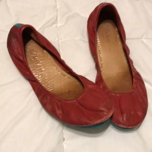 TIEKS sz10 cardinal red used condition some wear